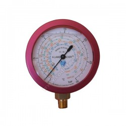 Blondelle high pressure gauge with glycerine
