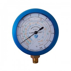 Blondelle low pressure gauge with glycerine