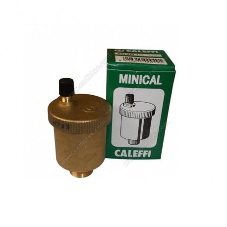 """Purgador de ar automatico Minical 1/2"""""""