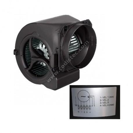 Ventilador ebm D2E146-HS97-88