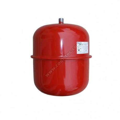 """Vaso de expansão 24L 3/4"""" aquecimento"""