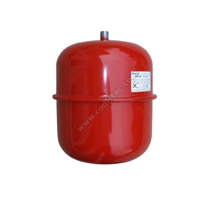 Vaso de expans o 24l 3 4 aquecimento codistec for Bomba calefaccion roca pc 1025