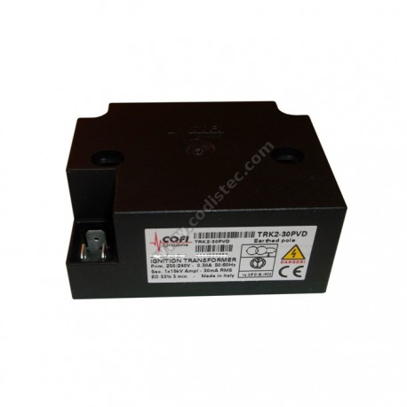 Ignition transformer COFI TRE820P/S 1X8 KV /11KV