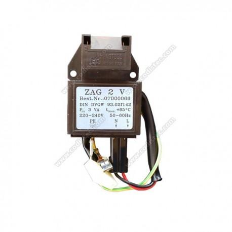Transformador ignição ZAG 2 V 07000066