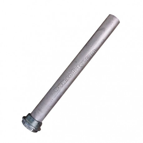 Hot water heater anode 300mm Dim. 30