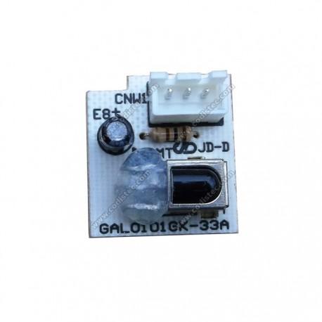 Recetor infravermelhos GAL0101GK-33A