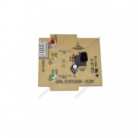 Placa recetora GAL0203GK-22A