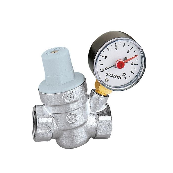 Caleffi Pressure Reducing Valve 3 4 Quot With Pressure Gauge