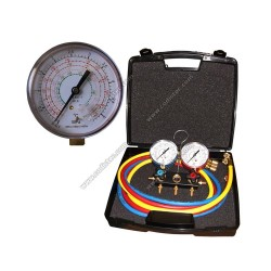 Kit 1C Set manometers for refrigeration R22 R410A R407C R32