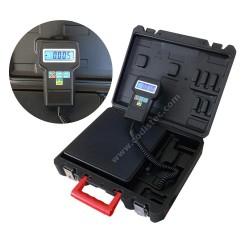 Balança digital para carga de refrigerante DIGT100