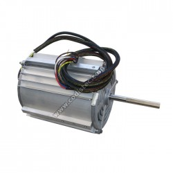 RPM electric motor Type B015300 3-speed
