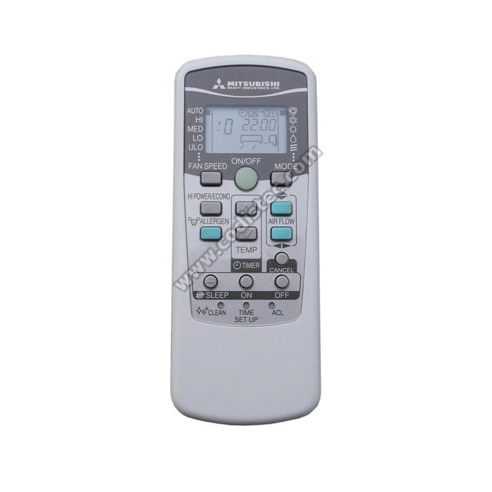 Remote Controler Mitsubishi Rkw502a200 Original Codistec