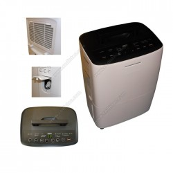 Portable Dehumidifier 40L