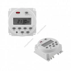 Programador horario digital TM012-16A