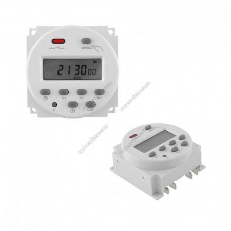 Weekly programmable timer PRG220-16A