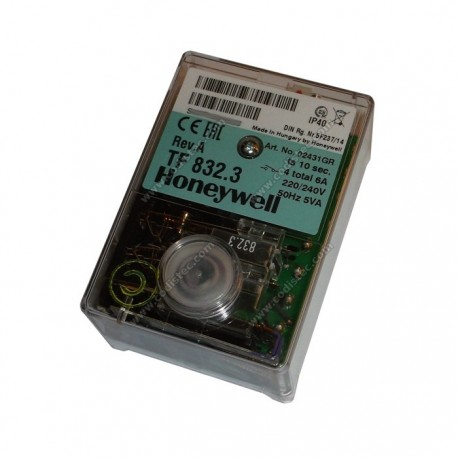 Controlador HONEYWELL TF 832.3