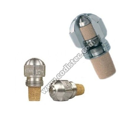 Steinen 60º SS 4.50 GPH 17,23Kg/h Diesel nozzle for burners