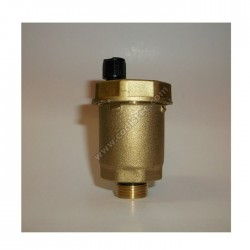 "Automatic air vent 1/2"" Male"