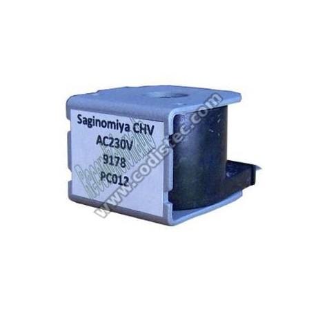 Solenoid coil Saginomiya CHV PC012