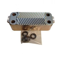 Heat exchanger Gavina 20 Gti (hydrobloc)