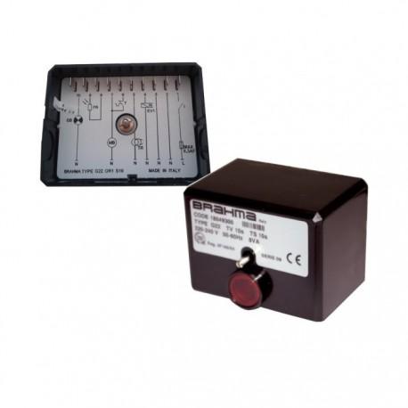 BRAHMA Type G22 code 18049300