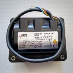 Ignition transformer COFI TRS818C 2X4KV