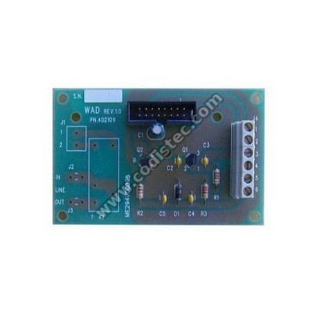 Circuit board interface WAD Rev.1.0