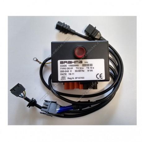 Controlador Brahma 18220000 type OF1