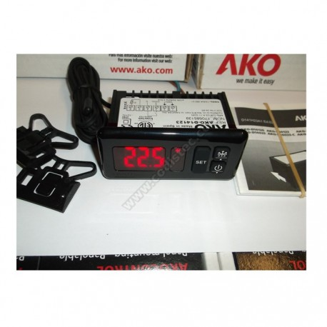 Digital thermostat AKO D14123